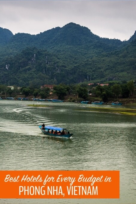 Phong Nha, Vietnam is a stunning place to visit. Here are the best places to stay when you go!