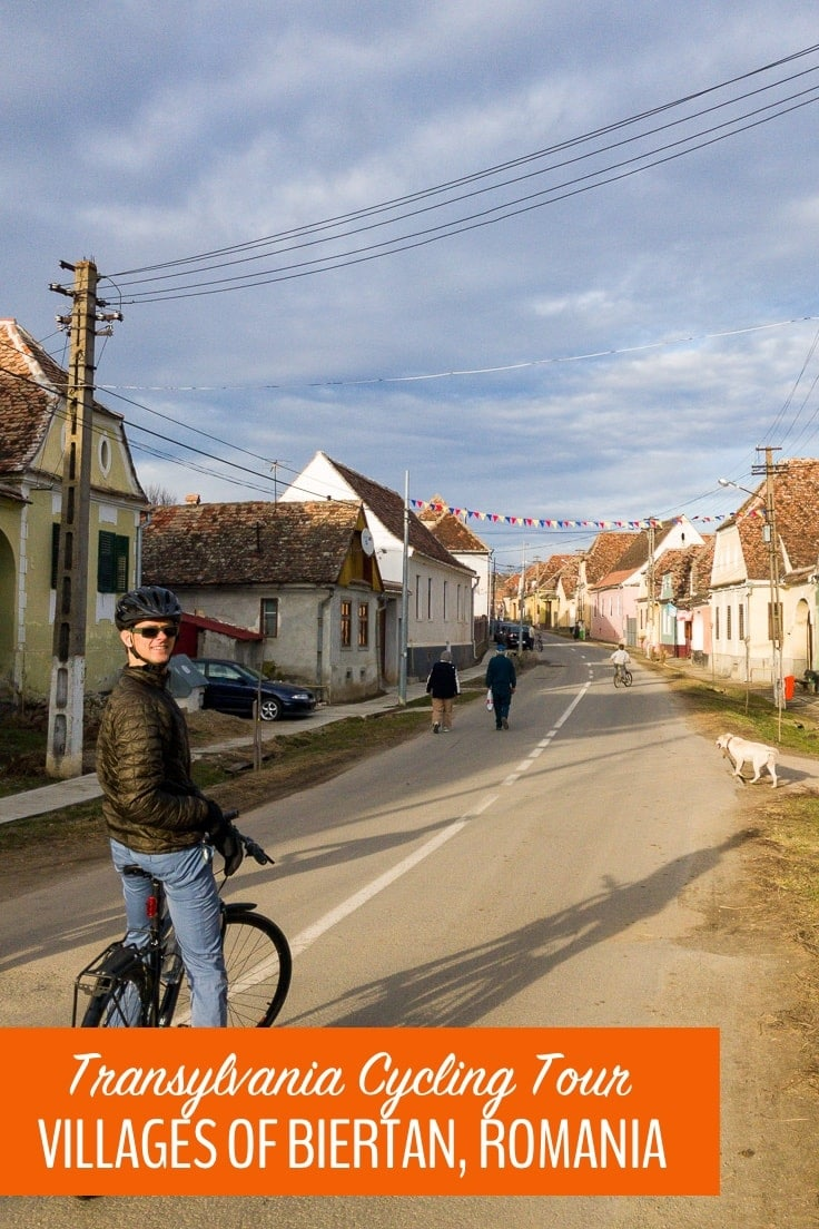 Interested in a Transylvania cycling tour? Go! It's a fantastic way to immerse yourself in the region. Here's what you can expect...