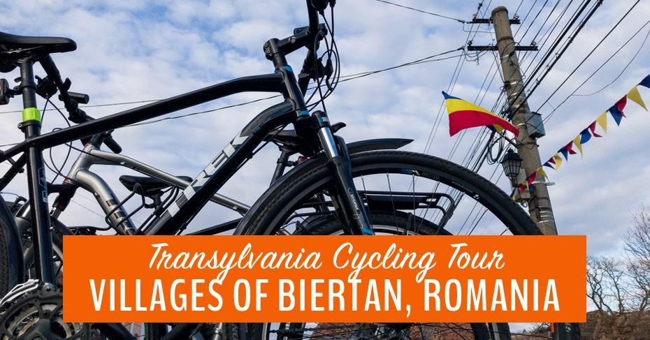 Transylvania Cycling tour