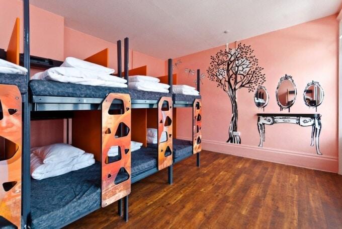 budget hostel in london clink 78