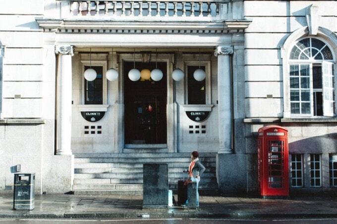 budget hostel in london