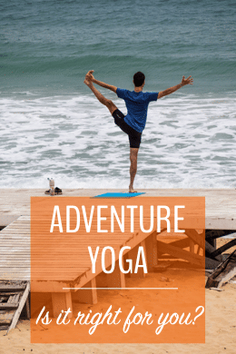 About Adventure Yoga