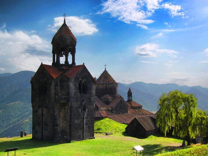 Armenia hiking