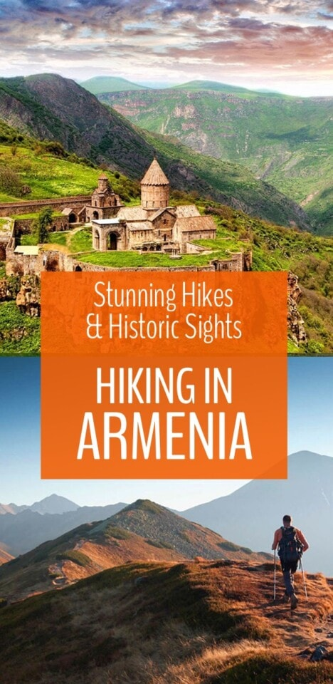 Have you ever wondered about hiking in Armenia? Here's a rundown of the best trails and sights. | Armenia | Travel | Hiking