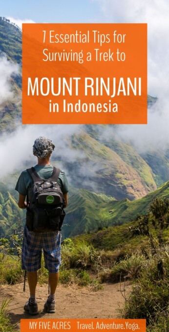 Think you're tough enough to handle a Mount Rinjani trek? If so, read on to discover the 7 essential tips you need to know before you go.