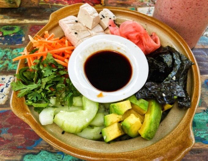 best restaurants in gili islands