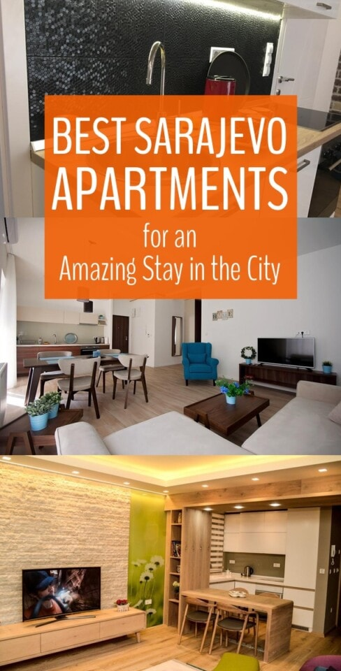 Forget about hotels for your trip to Sarajevo. The best deals are to be had in the city's huge selection of apartments. These are our picks of the very best Sarajevo apartments in each budget range.