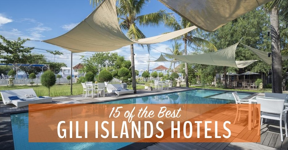 gili islands hotels