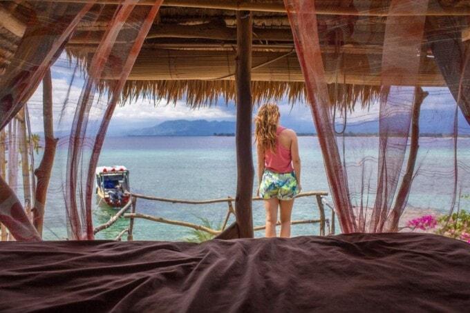 gili islands hostel