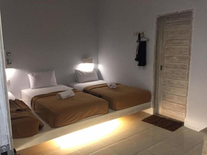 gili islands hostels