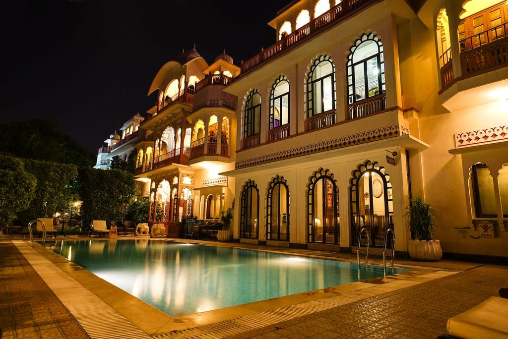 Best Boutique Hotels And Resorts In Jaipur For Mindful
