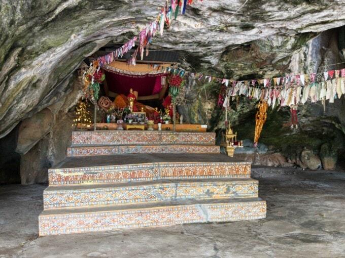 kampot cambodia climbing