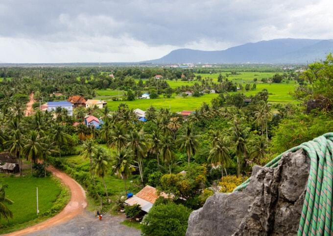 cambodia climbing
