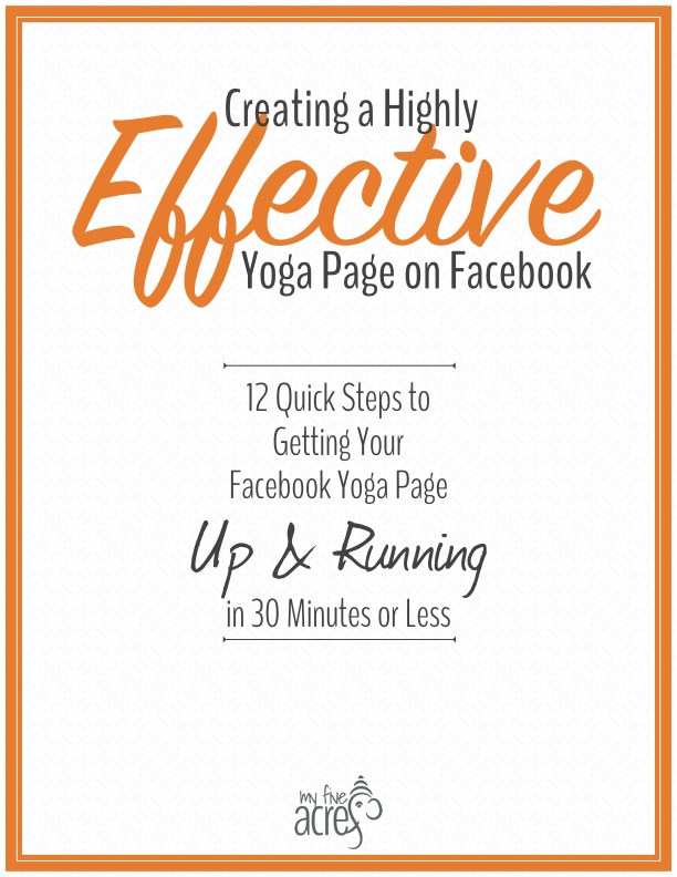 effective yoga page tutorial