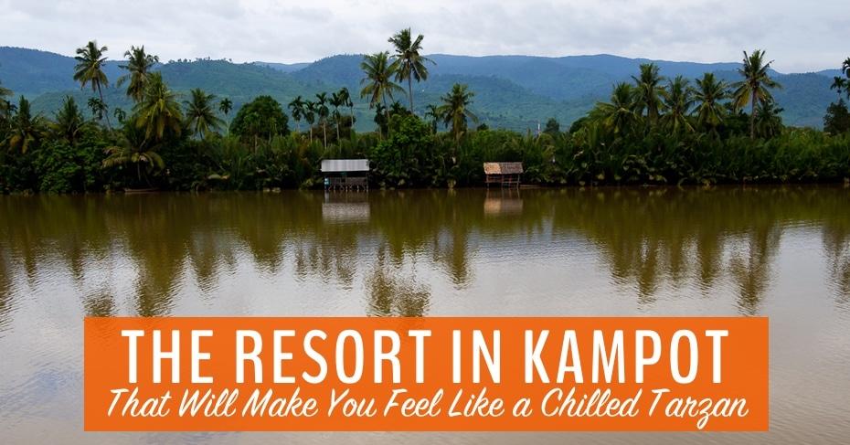 resort in kampot