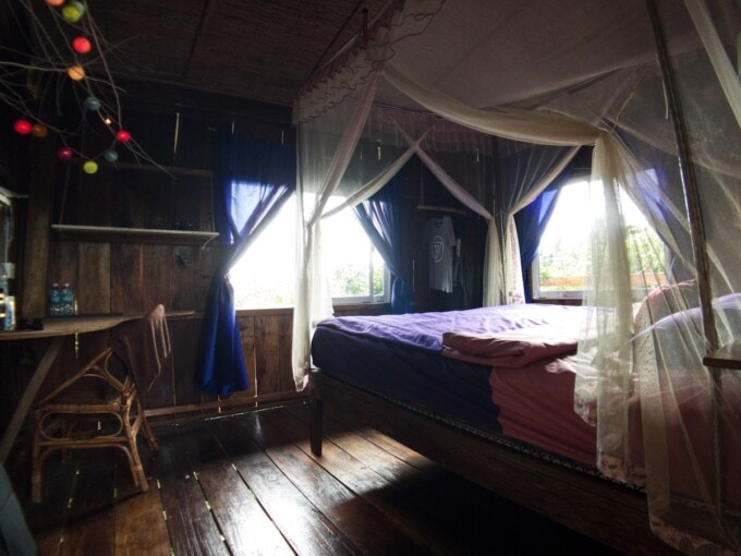 Kampot resorts