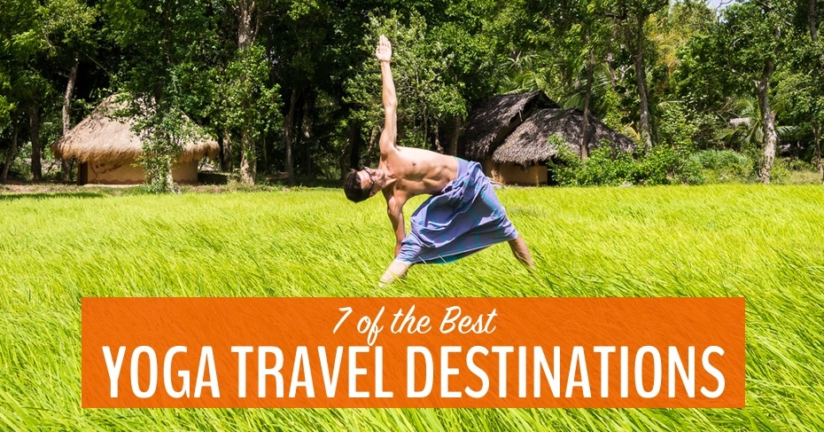 yoga travel destinations