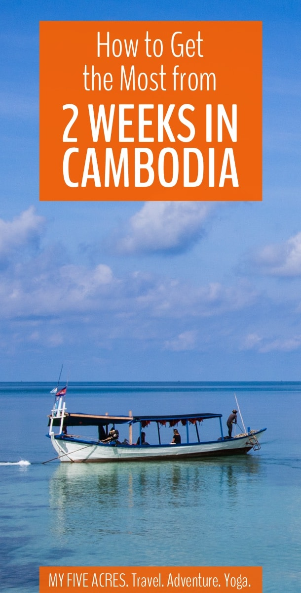 cambodia itinerary 2 weeks