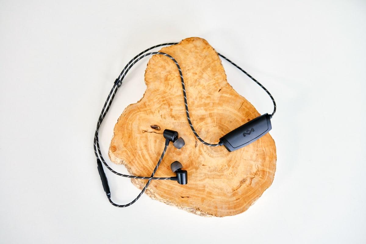 vegan headphones marley