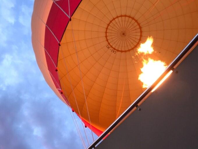 balloon tour marrakech