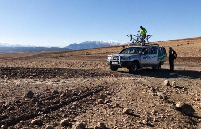 cycle tour marrakech