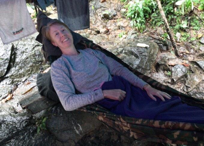 cambodia trekking