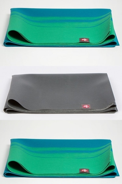 minimalist packing lightweight yoga mat