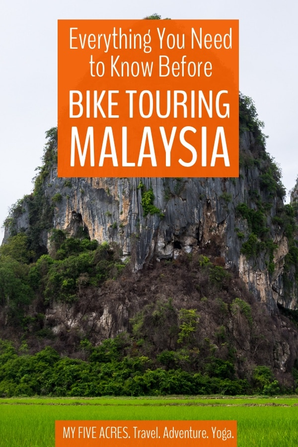 If you're thinking of bike touring Malaysia, we say, get ready for an adventure! From remote islands with sandy beaches, to captivating colonial towns, and high mountain passes, Malaysia never gets boring. Read on to find out if cycle touring Malaysia is right for you.