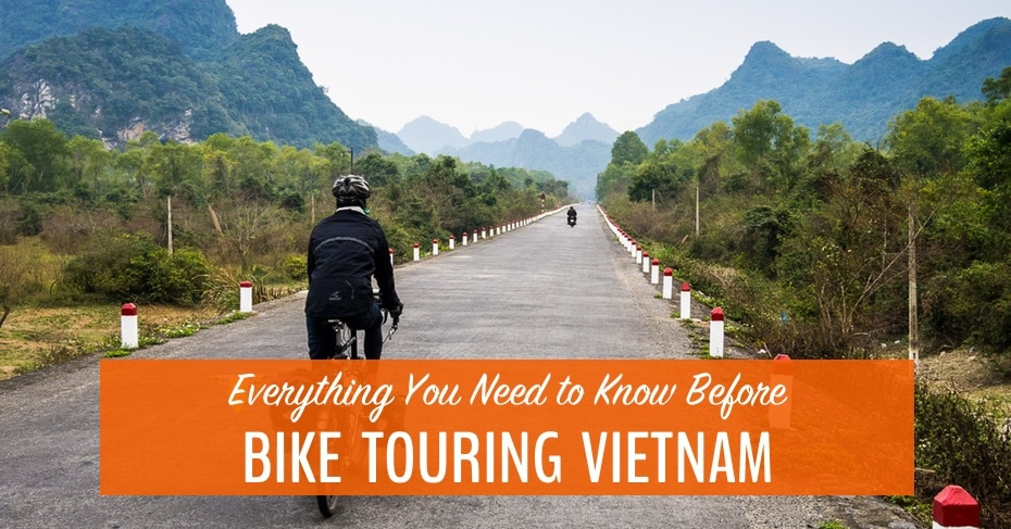 Bike Touring Vietnam