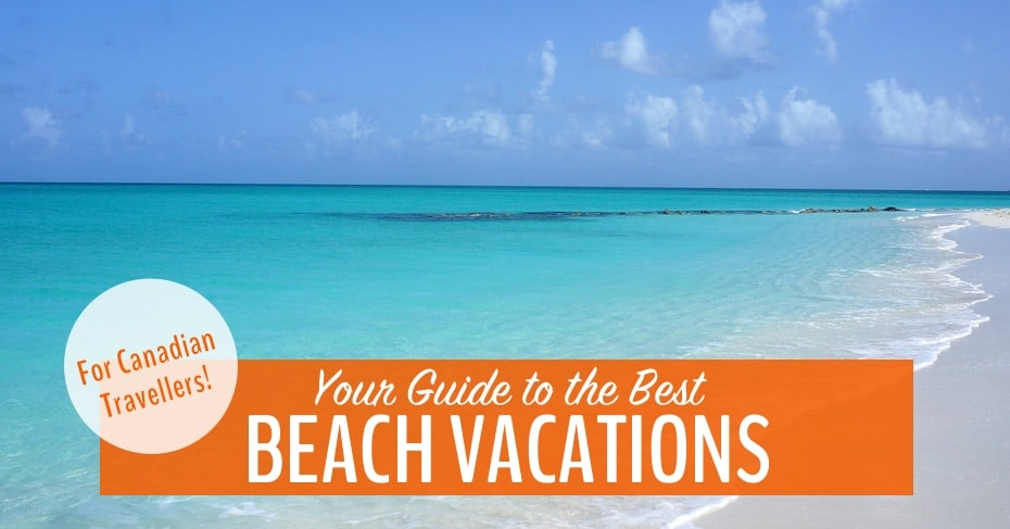 best beach vacations