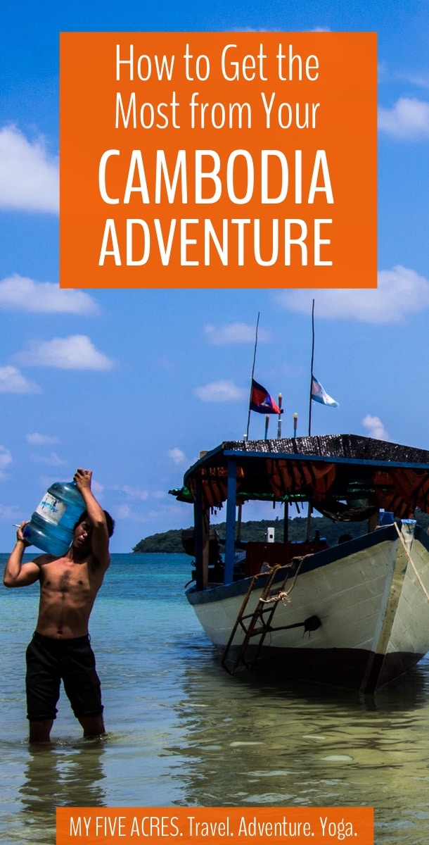 As one of our favourite countries for travel, we are always trying to encourage the people we meet to go to Cambodia! Here's your complete guide to your Cambodia adventure. Click to discover your perfect Cambodia itinerary, plus the best food, hotels, what to avoid & more.