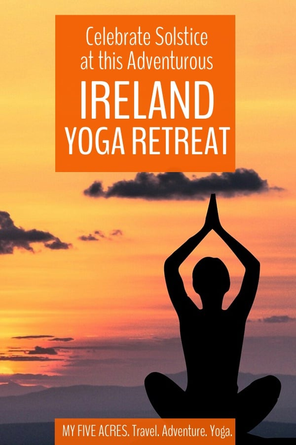 Are you looking for a way to reset, restore, or rejuvenate yourself – so you're ready for an action-packed summer? We've got the perfect solution – come join us on Solstice weekend at our Ireland yoga retreat! #ireland #yogaretreat #travel