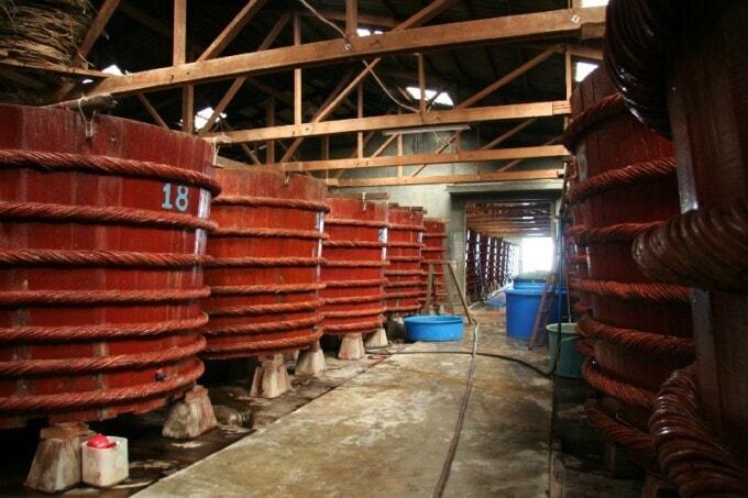 fish sauce factory in vietnam