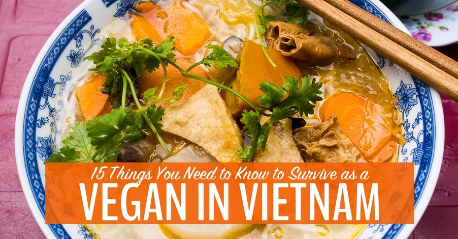vegan in vietnam