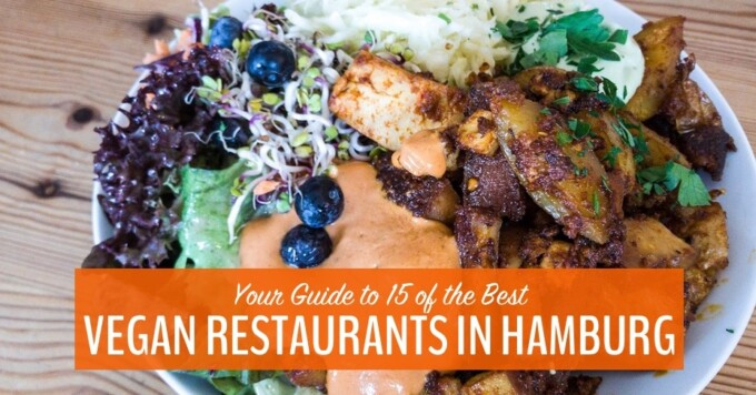 hamburg vegan restaurants