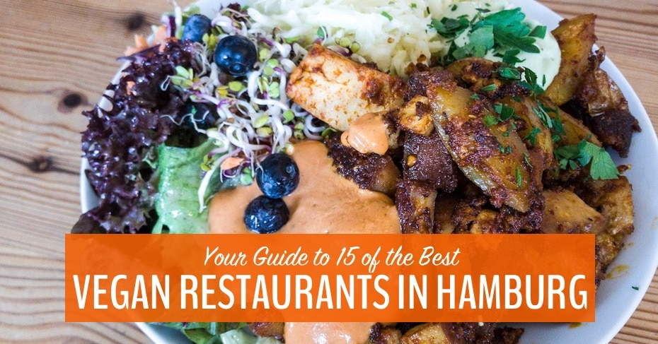 hamburg vegan restaurants