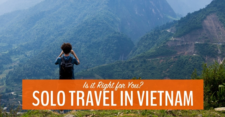 solo travel in vietnam