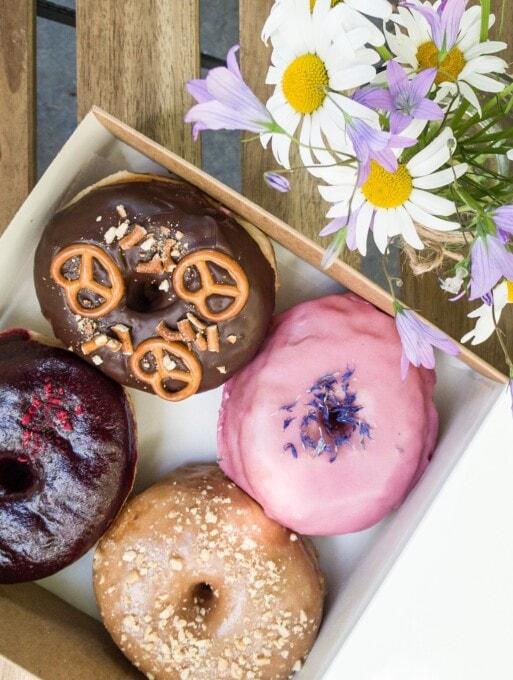 vegan prague donuts