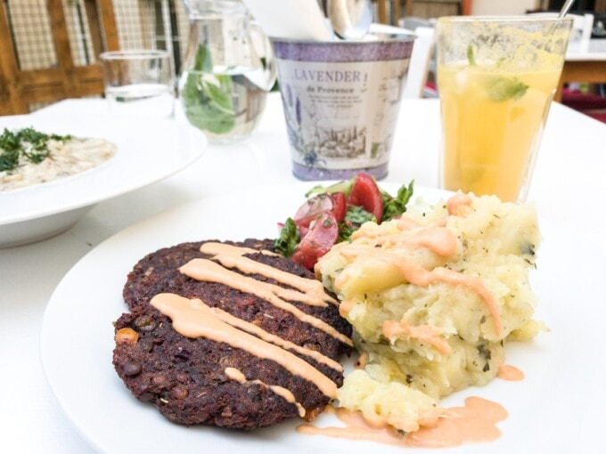 vegan prague
