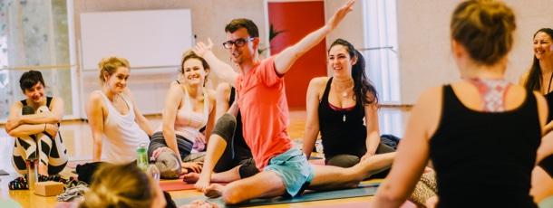 Stephen Ewashkiw Adventure Yoga
