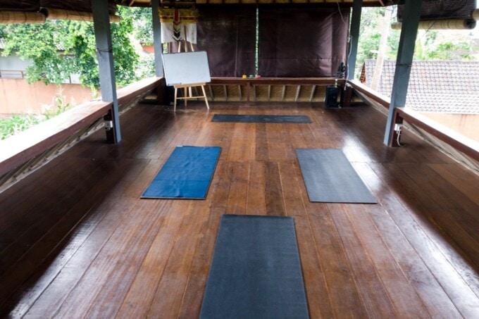 best yoga in ubud