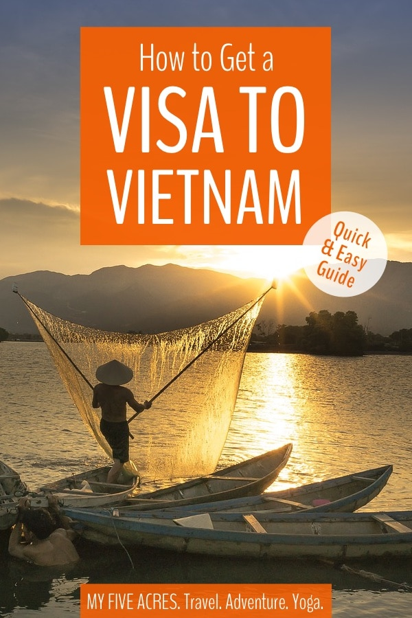 So you want to know how to get a visa to Vietnam? That must mean you're planning a trip there, which is awesome news! We've been to Vietnam a half-dozen times and LOVE it! Read on for help choosing and getting the right Vietnam visa.