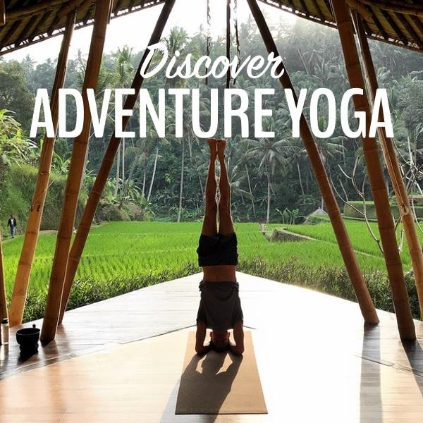 adventure yoga discover