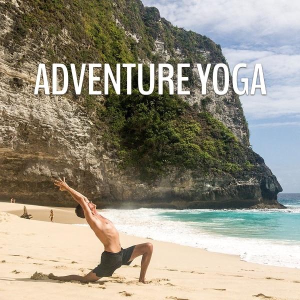 adventure yoga