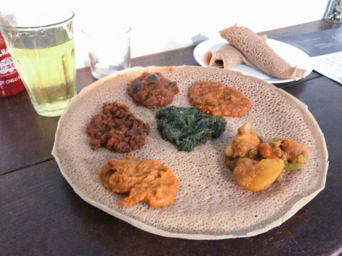 vegan ethiopian food in amsterdam