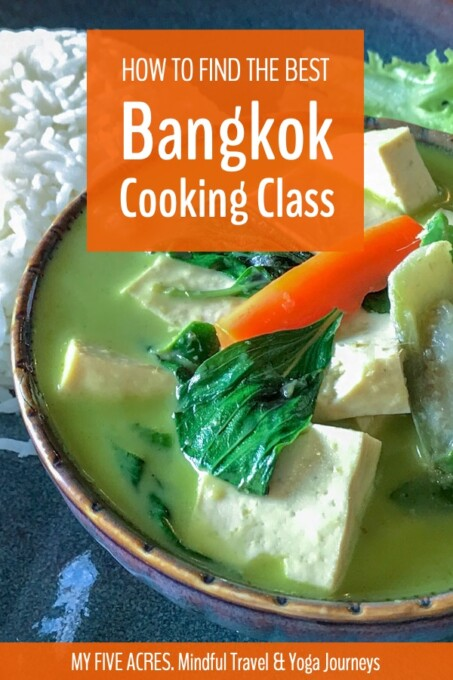 Wondering how to choose the perfect **Bangkok cooking class**? This post will help you find a class where you'll immerse yourself in Thai food culture, and learn how to cook an incredible authentic Thai meal.