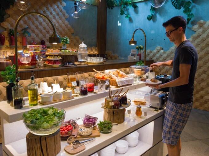 2 days in bangkok volve hotel