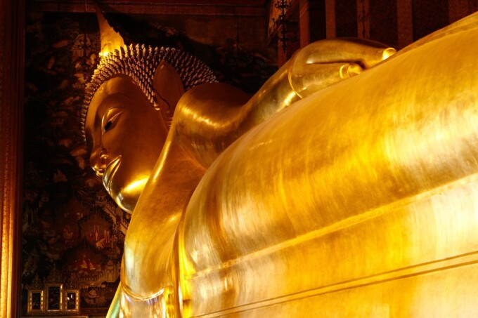 2 days in bangkok wat pho golden buddha