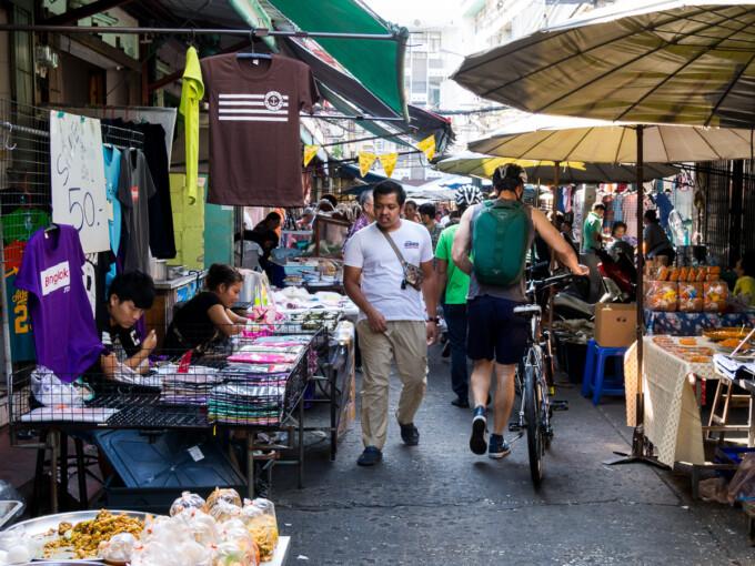 local market bangkok bike tour