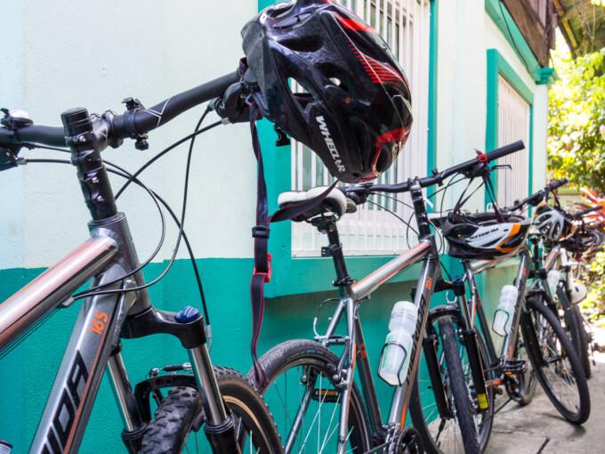 great bikes bike tour Bangkok